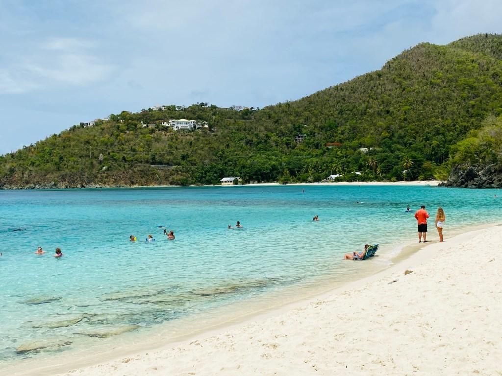 St Johns beach trip