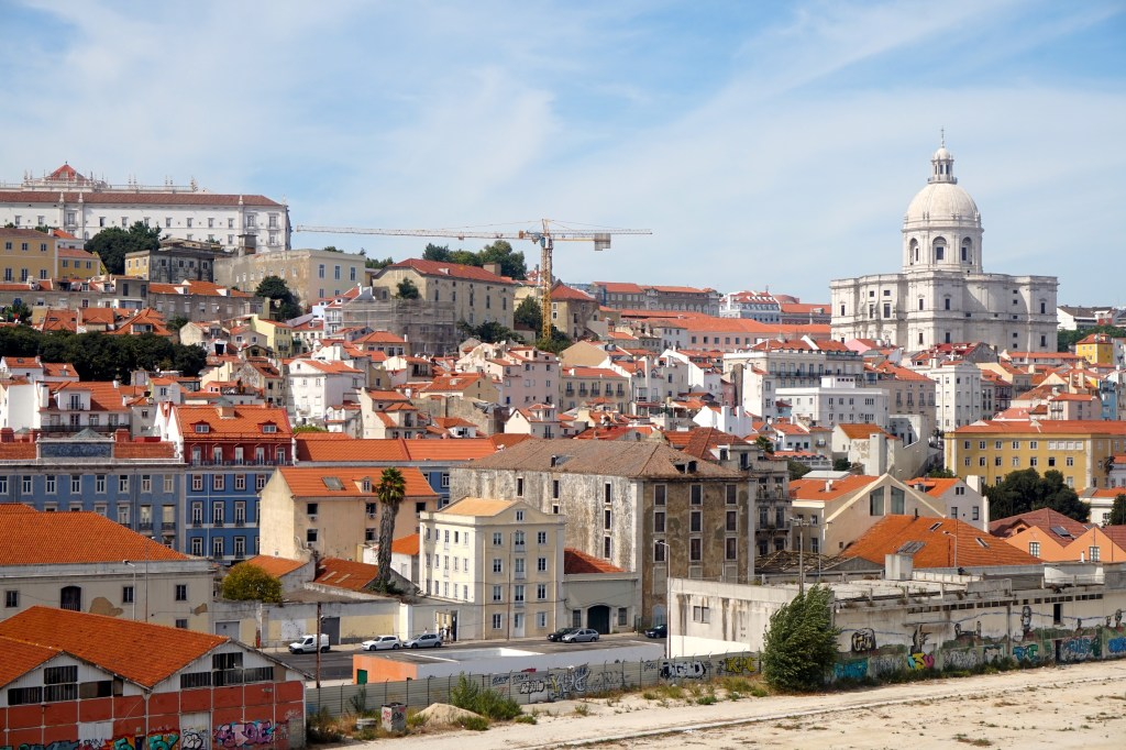 no 2 walkable city in the world Lisbon