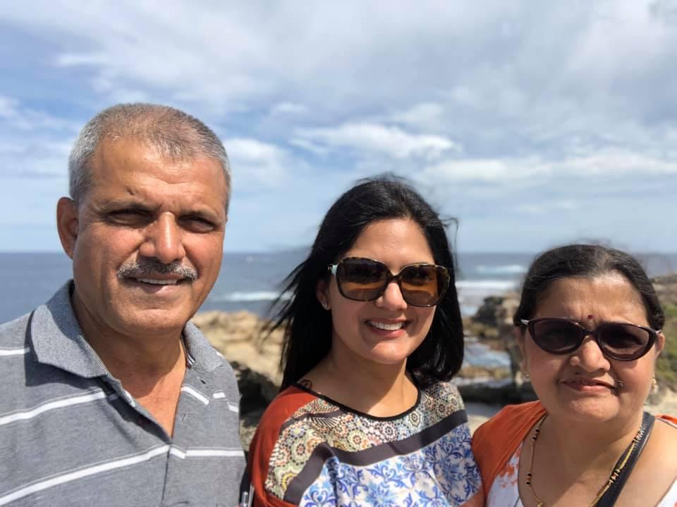 Story of Indian elderly couple in  Australia