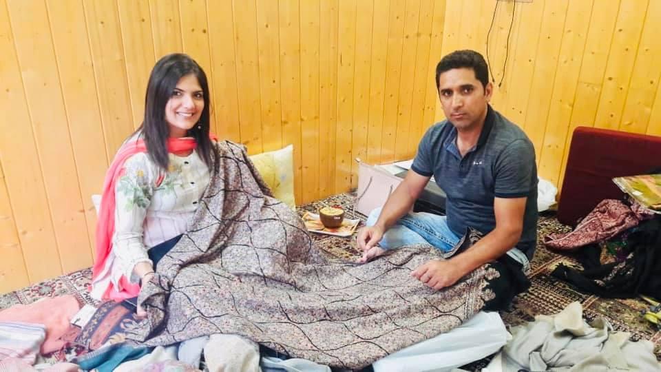 uplifting encounter in Kashmir