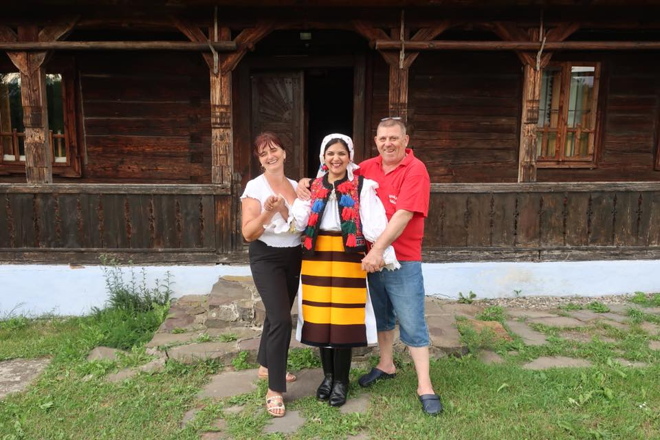 travel stories from Romania