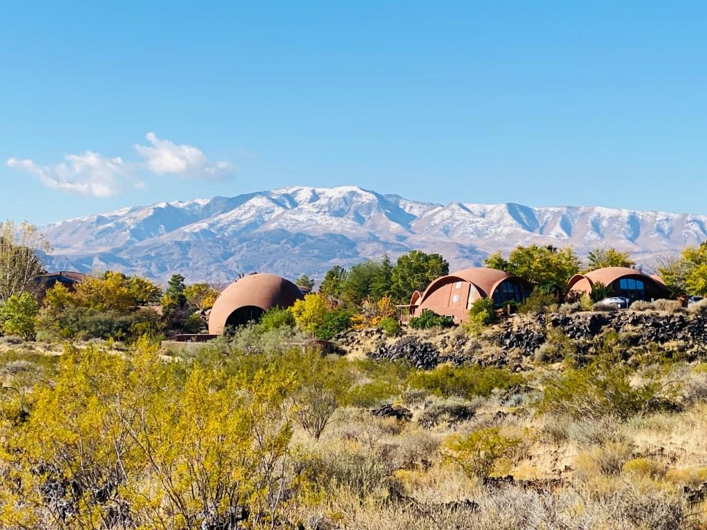 Utah's stunning scenery