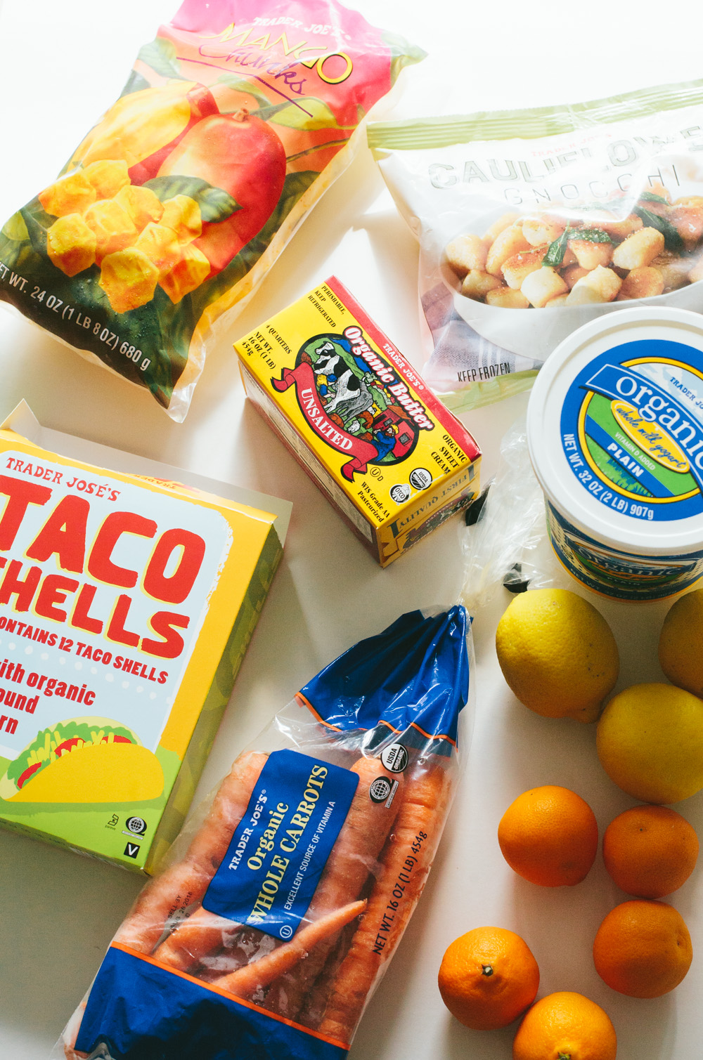 trader joe's products that keep us coming back