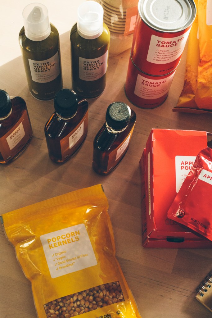 Brandless reviews #2: a look at why it's worth it to order from the $3 online grocery