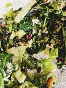 How to make salad something to look forward to / Go Eat Your Bread with Joy