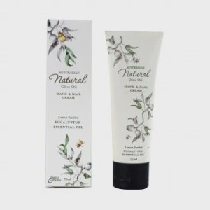 Banks & Noble Australian Natural Olive Oil Hand & Nail Cream 75mL