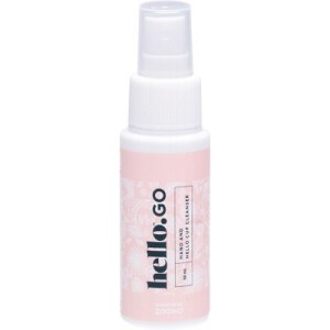 HelloGo Menstrual Cup Sanitising Spray, 50mL