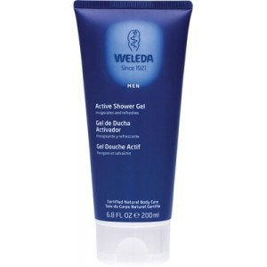 Weleda Active Shower Gel, 200mL