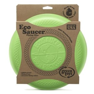Green Toys Recycled Plastic Eco Saucer (Frisbee)
