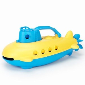 Green Toys Recycled Plastic Submarine