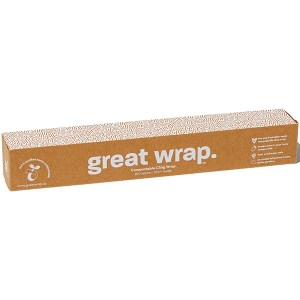 Great Wrap Compostable Cling Wrap