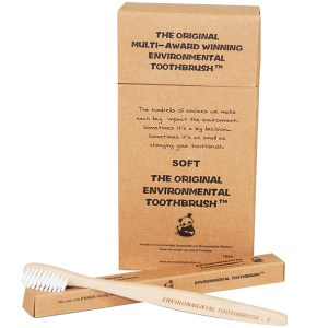 The Environmental Toothbrush Adult Soft 12pack