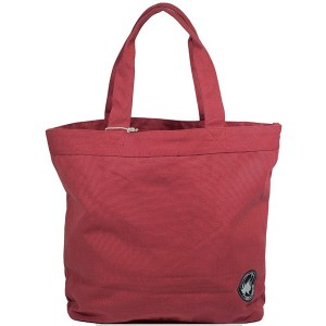 Terra Thread Lupa Tote Red