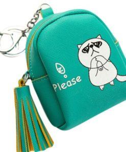 Lief portemonneetje Begging Cat