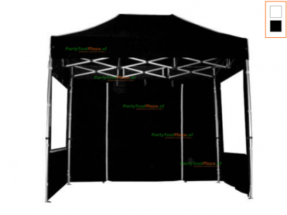 Easy-Up PVC partytent