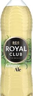 Royal Club Ginger Ale 1 L