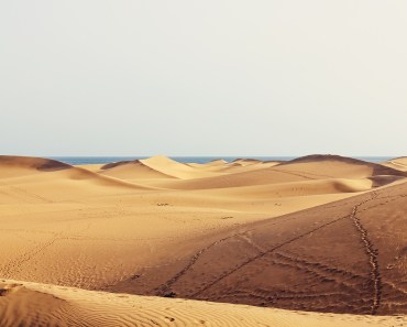 Duinen Gran Canaria