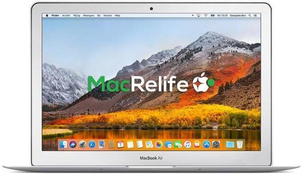 MacRelife – Apple Macbook Air 13″ Core i5 1.8Ghz 120GB SSD 2012