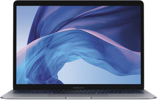 Apple Macbook Air (2018) – 128 GB opslag – 13.3 inch Grijs
