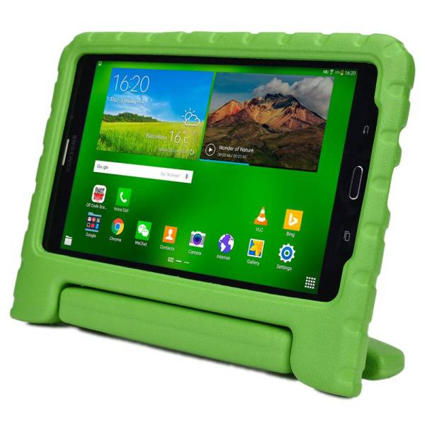 Kinderhoes Samsung Galaxy TAB 4 7 inch Groen Kidscover