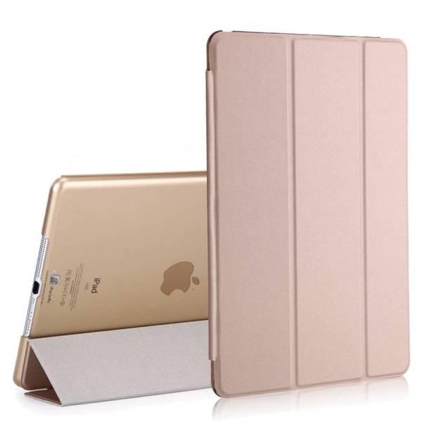 iPad 2017 Hoes Smart Case Kunstleder Goud 9.7 inch