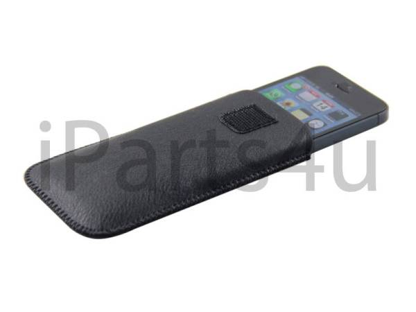 iPhone 5/5S Pouch Sleeve Leder