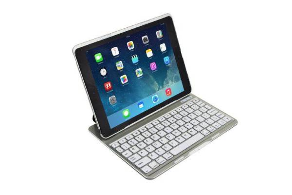 iPad Air toetsenbord hoes keyboard Air KEE Wit