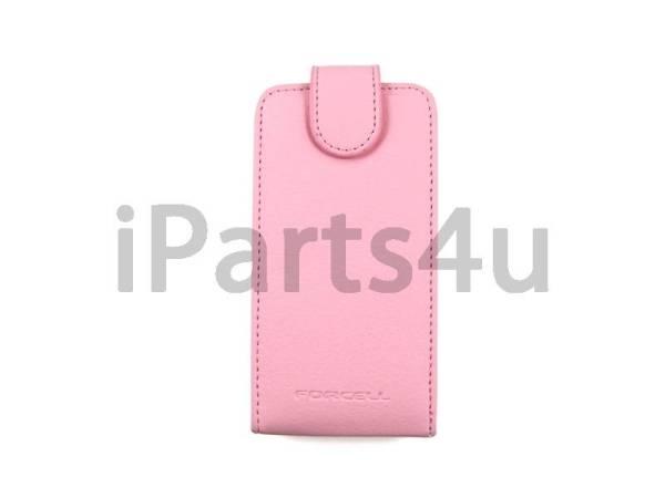 Flip Case iPhone 4 en 4S Roze