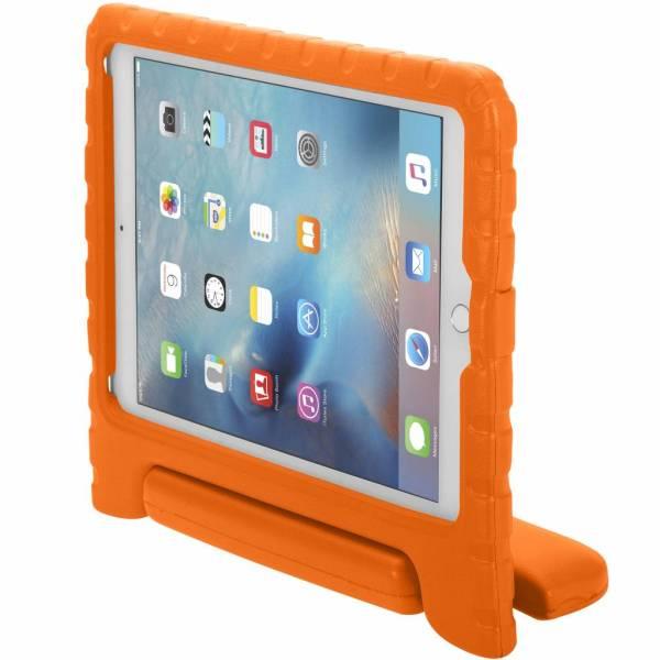 Schokbestendige Kinderhoes iPad Pro oranje kidscover 9.7 inch