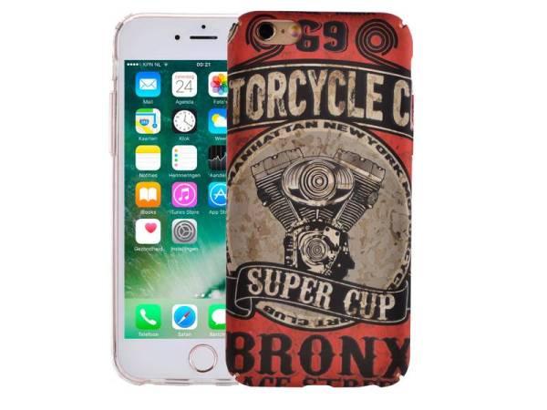 iPhone 8/7 Hoesje Vintage Look V-Twin Motor