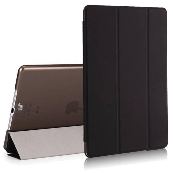 iPad 2017 Hoes Smart Case Kunstleder Zwart 9.7 inch
