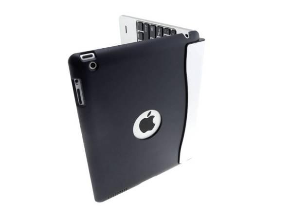 Sharksucker Keyboard Backcover Hard Case Zwart