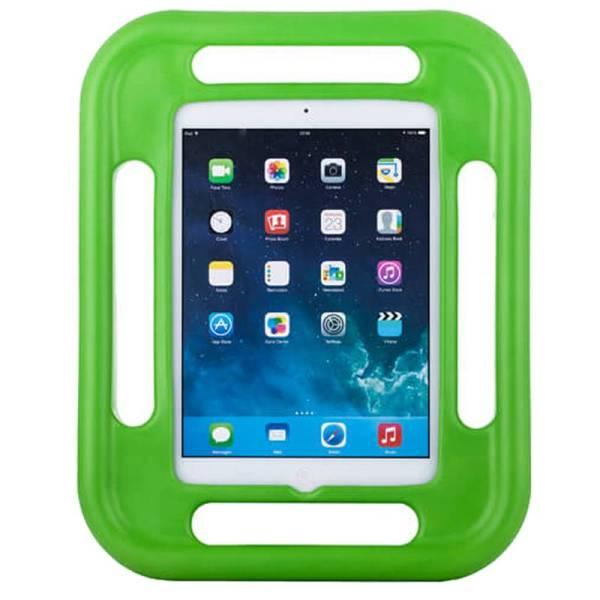 iPad Air en iPad Air 2 Kinderhoes Groen Handvaten