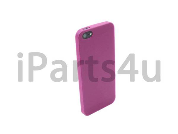 Ultra dunne premium Backcover Case iPhone 5/5S Roze