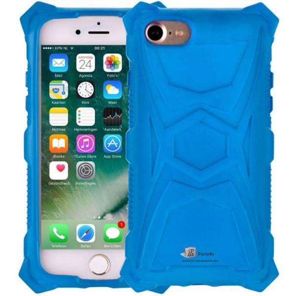 Schokbestendig iPhone 8/7 Hoesje Blauw Shockproof