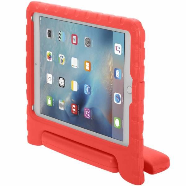 Schokbestendige Kinderhoes iPad Pro rood kidscover 9.7 inch