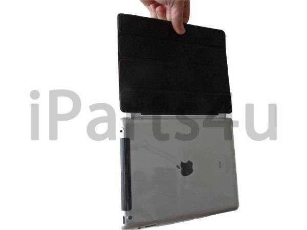 Backcover case met smartcover steun iPad