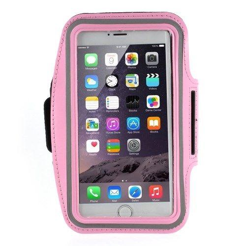 Sport Armband iPhone 6 Plus Roze