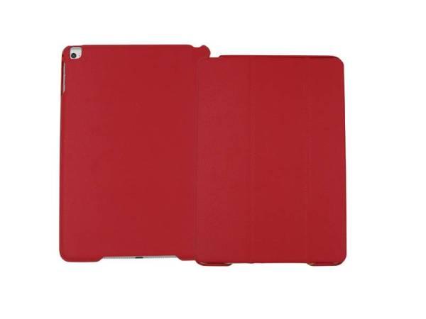 Smartcase iPad Air 2 Zeer Luxe Hoes Leder Rood
