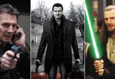 11 must-watch movies of action movie master actress Liam Neeson