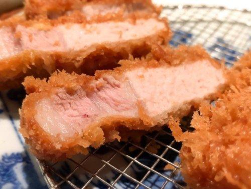 ロースとんかつ - 豚組食道 六本木