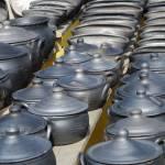 ヴィラ・レアルで見るビザリャンイスの黒陶器ーBarro Preto de Bisalhães