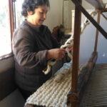 ポルトガル、トラズ・オズ・モンテスの手織り工芸ーTecelagem em Trás-os-Montes