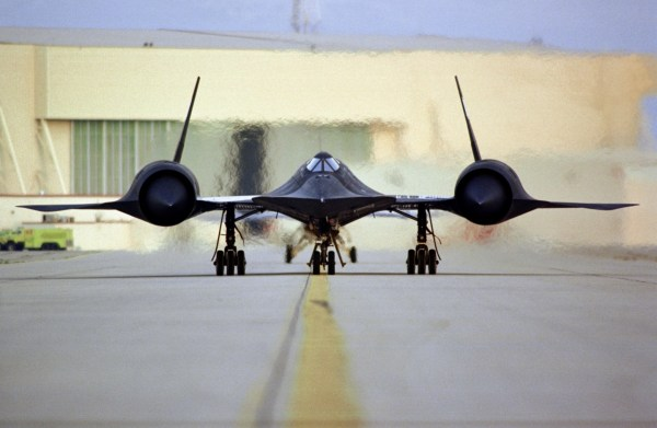 The Secret Engine Technology That Made The SR-71 The ...