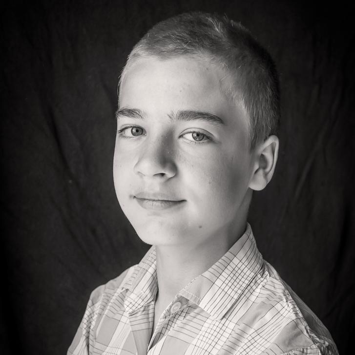 Lubin Wilhelm, 13 ans