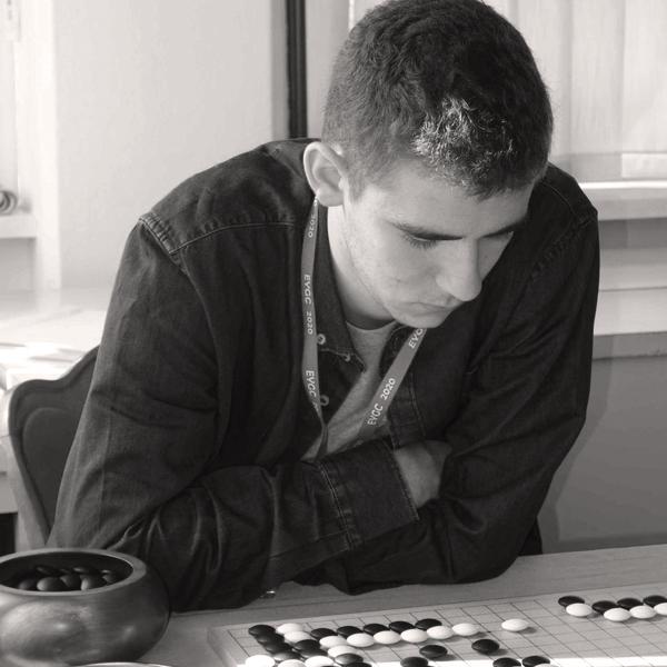 Guillaume Ougier, 19 ans