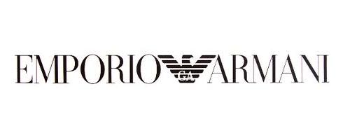 Markenlexikon: Logo Armani