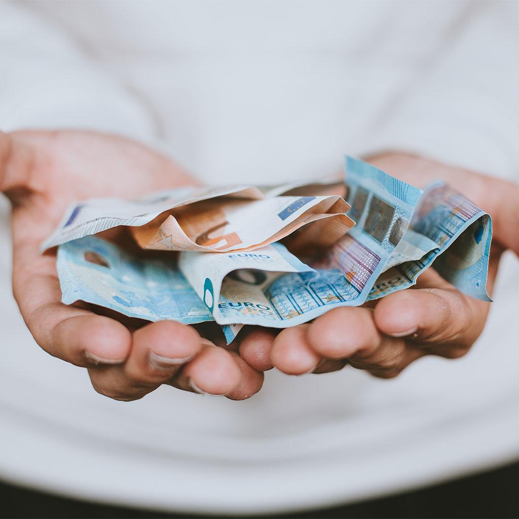 Gründe für Second Hand: Spare Geld