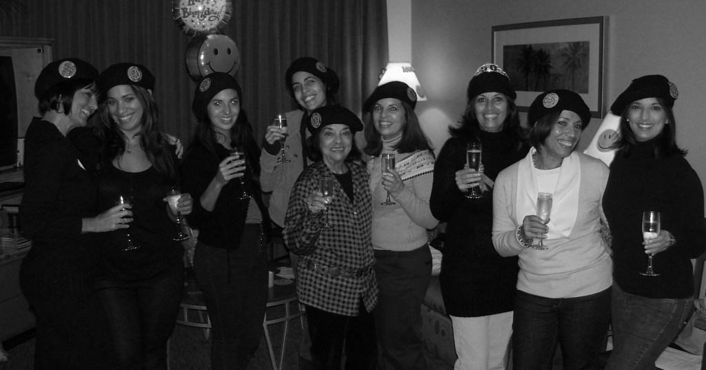 Celebrating my sister Carolyn's 50th Birthday