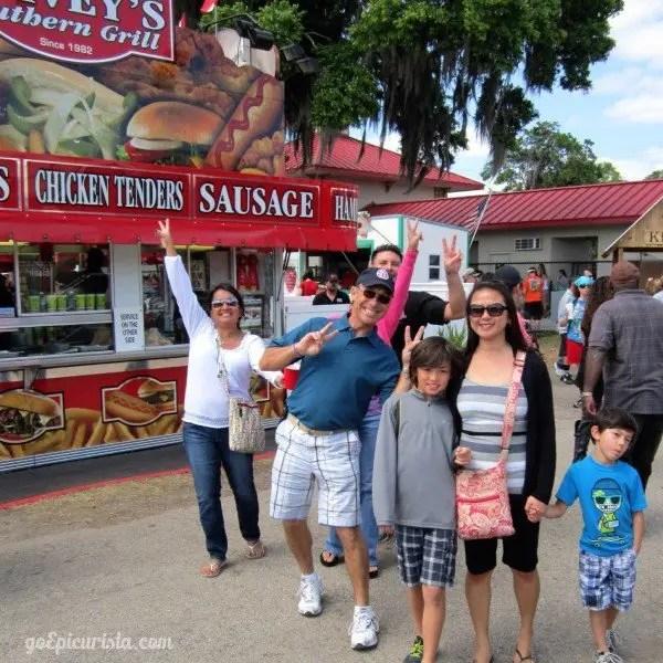 Florida Strawberry Festival with www.goepicurista.com